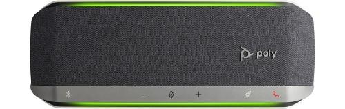 POLY Sync 40+ speakerphone Universal USB/Bluetooth Black