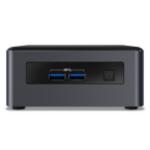 Wortmann AG PC-Micro 7000 SILENT GREENLINE 8th gen Intel® Core™ i7 i7-8650U 8 GB DDR4-SDRAM 256 GB SSD Black Micro Tower Mini PC