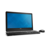"DELL Inspiron 3064 i3 7100U 4GB 1TB 2.40GHz i3-7100U 19.5"" 1600 x 900pixels Touchscreen Black All-in-One PC"