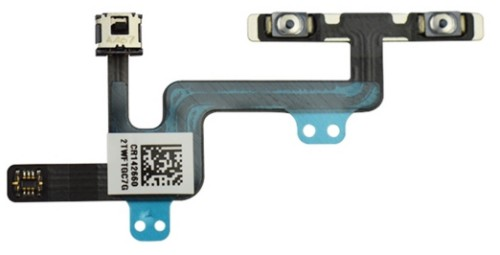 TARGET IP6VOLFLXC Volume button flex cable Black,Blue