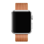 Apple MMA62ZM/A Band Gold,Red Nylon