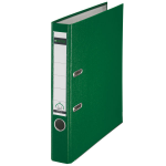 Leitz 180° Plastic Lever Arch File Green