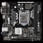Asrock H310M-HDV Intel H310 LGA 1151 (Socket H4) microATX motherboard