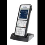 Mitel 622d DECT telephone handset Black, Silver