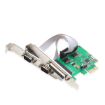 SYBA SI-PEX50054 interface cards/adapter Parallel,Serial Internal