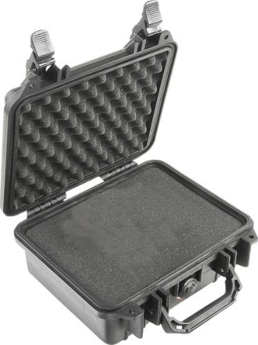 Peli 1200 equipment case Briefcase/classic case Black