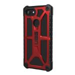 """Urban Armor Gear Monarch mobiele telefoon behuizingen 16 cm (6.3"""") Hoes Zwart, Rood"""