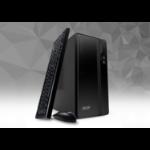 Acer Veriton VES2735G 8th gen Intel® Core™ i3 i3-8100 8 GB DDR4-SDRAM 128 GB SSD Mini Tower Black PC Windows 10 Pro