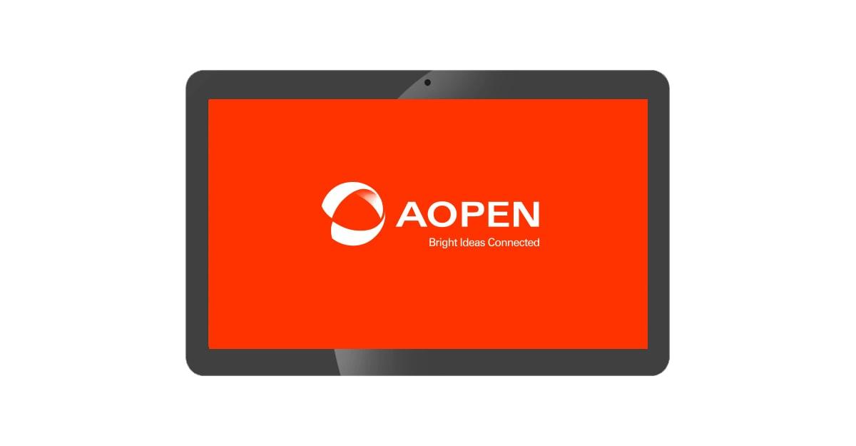 """Aopen WT22M-FW All-in-One 2.7 GHz i5-5257U 54.6 cm (21.5"""") 1920 x 1080 pixels Touchscreen Black"""