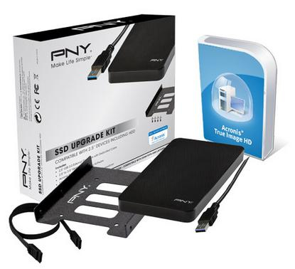 PNY SSD Upgrade Kit Universal HDD Cage
