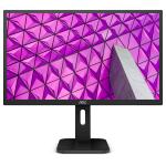 "AOC Pro-line Q27P1 27"" Wide Quad HD LED Matt Flat Black computer monitor"