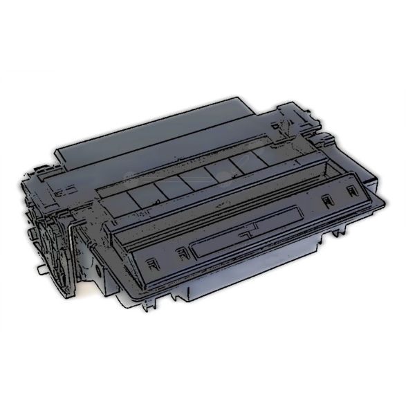 Dataproducts DPC11AE compatible Toner black, 6K pages, 1,302gr (replaces HP 11A)