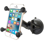 RAM Mounts X-Grip Phone Mount with Twist-Lock Suction Cup Base