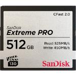 SanDisk Extreme Pro Flash Speicher 512 GB CFast 2.0