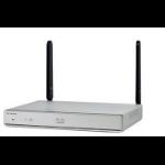 ISR 1100 8P Dual GE WAN w/ LTE Adv SMS/GPS 802.11ac -E WiFi