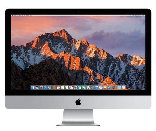 """Apple iMac 2.3GHz 7th gen Intel® Core™ i5 21.5"""" 1920 x 1080pixels Silver All-in-One PC"""