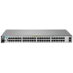 Hewlett Packard Enterprise Aruba 2530-48G-PoE+-2SFP+ + 205 Instant Dual Radio 802.11ac (WW) Access Point Managed L2 Gigabit Ethernet (10/100/1000) Power over Ethernet (PoE) 1U Grey