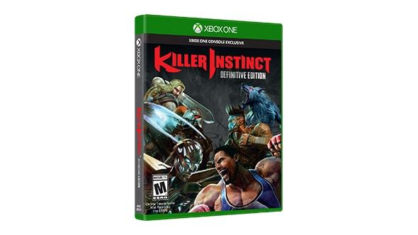 Microsoft Killer Instinct: Definitive Edition Xbox One German video game