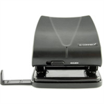 Q-CONNECT Q CONNECT HOLE PUNCH STD DUTY BLACK