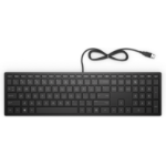 HP Pavilion 300 keyboard USB Black