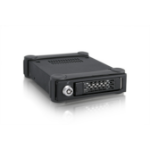 "Icy Dock ToughArmor MB991U3-1SB 2.5"" HDD/SSD enclosure Black"