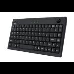 Adesso AKB-310UB keyboard USB QWERTY Black