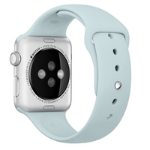 Apple 42mm Sport Band - Watch strap - turquoise - for Watch (42 mm)