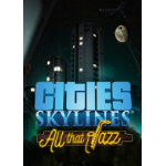 Paradox Interactive Cities: Skylines - All That Jazz, PC/MAC/Linux Video game downloadable content (DLC) PC/Mac/Linux Deutsch