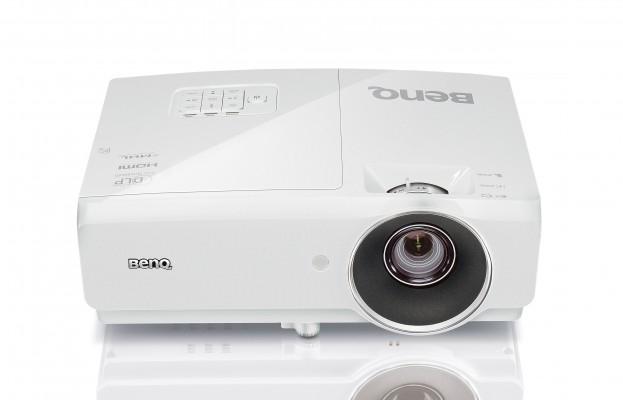 Benq MH750 videoproyector 4500 lúmenes ANSI DLP 1080p (1920x1080) 3D Proyector para escritorio Blanco