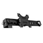 "Lindy 40879 flat panel ceiling mount 71.1 cm (28"") Black"