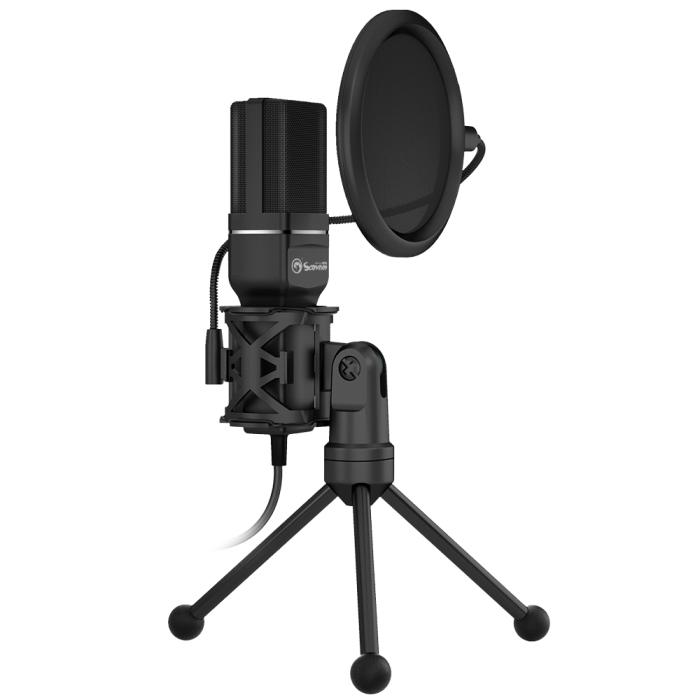 Marvo MIC-03 microphone Black