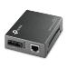 TP-LINK MC200CM convertidor de medio 1000 Mbit/s 850 nm Multimodo Negro