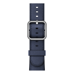 Apple 38mm Midnight Blue Classic Buckle