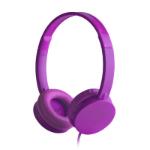 Energy Sistem 394913 auricular y casco Auriculares Diadema Púrpura