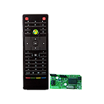 Streacom Internal IR Receiver and Remote Control