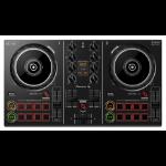 Pioneer DDJ-200 DJ controller Black 2 channels