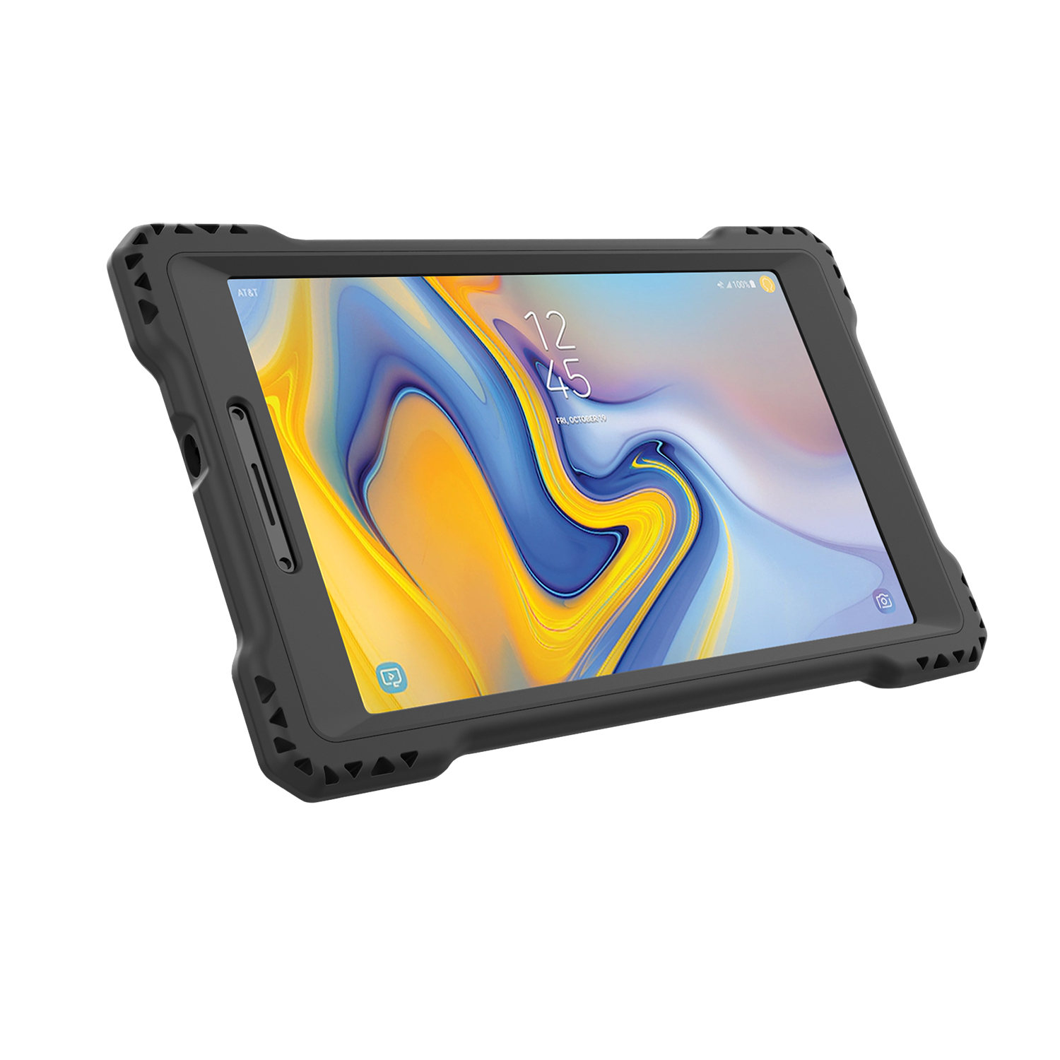 MAXCases Shield Extreme-X - Protective case for tablet - rugged - polycarbonate, thermoplastic polyu