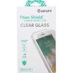 eSTUFF Apple iPhone 5/5C/5S/SE Clear Screen Protector