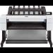 HP Designjet T1600 impresora de gran formato Inyección de tinta térmica Color 2400 x 1200 DPI 914 x 1219 mm Ethernet