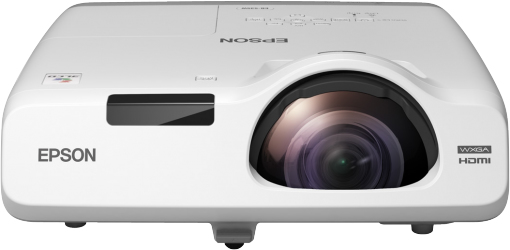 Epson EB-535W data projector 3400 ANSI lumens 3LCD WXGA (1280x800) Desktop projector White