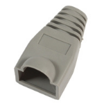 Microconnect KON503G cable boot Grey 50 pc(s)