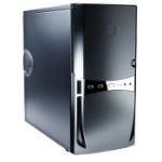 Antec Sonata Proto Midi-Tower Black,Silver computer case