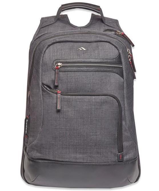 "Brenthaven Collins Backpack Collins Backpack for 15"" Laptop"