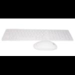 HP 928512-051 keyboard RF Wireless AZERTY French White