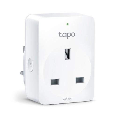 TP-LINK Mini Smart WiFi Socket Energy Monitoring smart plug 2990 W Home White