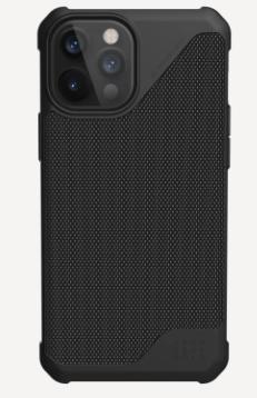 "Urban Armor Gear Metropolis LT funda para teléfono móvil 17 cm (6.7"") Negro"