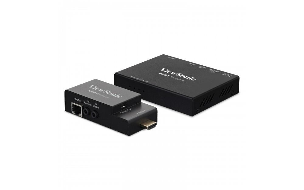 Viewsonic HB10B AV transmitter & receiver Black AV extender