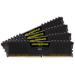 Corsair Vengeance LPX CMK64GX4M4E3200C16 memory module 64 GB 4 x 16 GB DDR4 3200 MHz