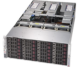 Supermicro SYS-8049U-E1CR4T server Intel Xeon 12000 GB DDR4-SDRAM Rack (4U) 1000 W