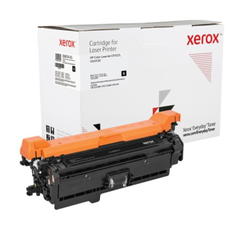 Xerox 006R04145 compatible Toner black, 10.5K pages (replaces HP 504X)